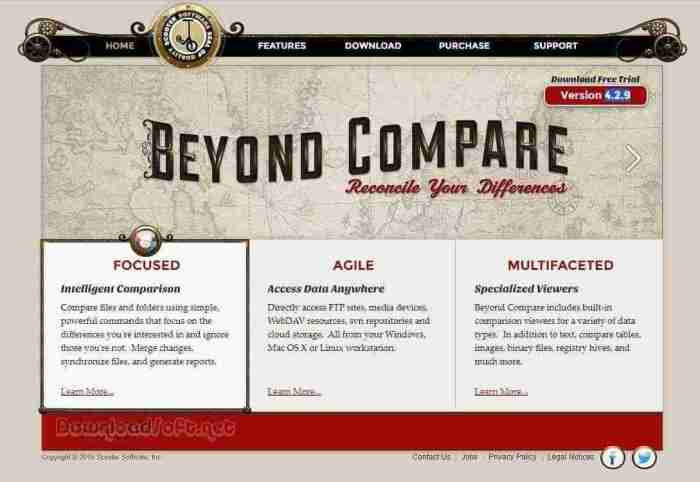 Download Bypass Compare - Compress Files and Folders Free