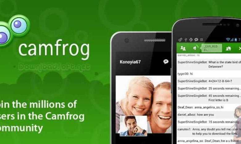 تحميل Camfrog Video Chat برنامج محادثة فيديو مباشر مجانا
