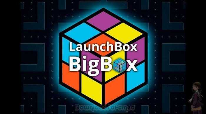 Download LaunchBox Organize and Simulate Great Games Free