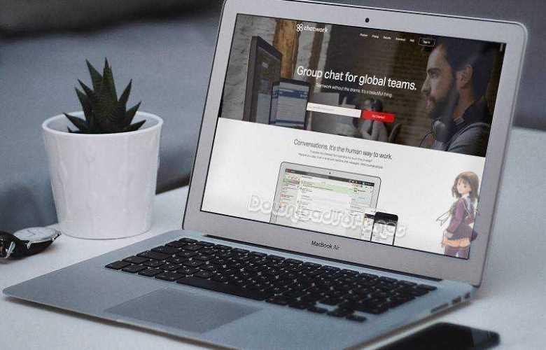 تحميل ChatWork برنامج شات دردشة وفيديو جماعي لكافة الأنظمة
