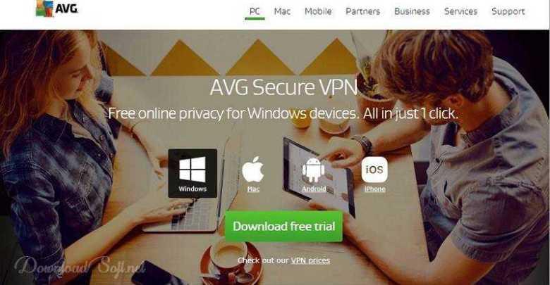 Photo of تحميل AVG Secure VPN 2019 برنامج تغيير IP وفتح مواقع محجوبة