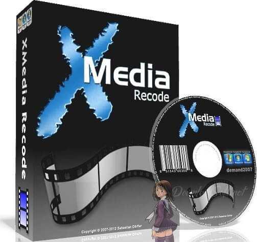 تحميل XMedia Recode 2019 برنامج مجاني لتحويل الفيديو والصوت