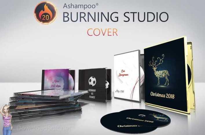 Descargar Burning Studio 20 - Grabar CD/DVD/Blu-ray en PC
