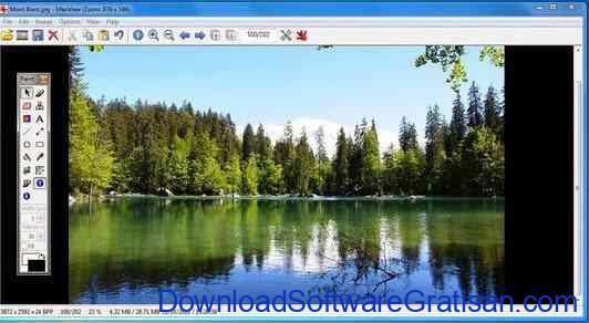 Aplikasi Edit Foto Gratis untuk PC IrfanView