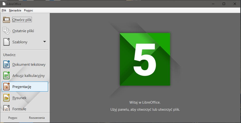 LibreOffice 511 64 Bit Download Descargar Suites