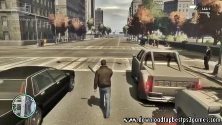 GTA 4 PS3 download