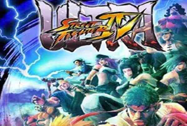 Ultra Street Fighter 4 For PC