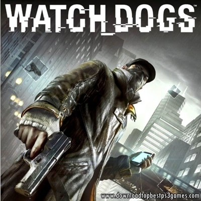 Watch Dogs 1 Game PS3