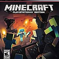 Minecraft 2017 Edition Game PS3