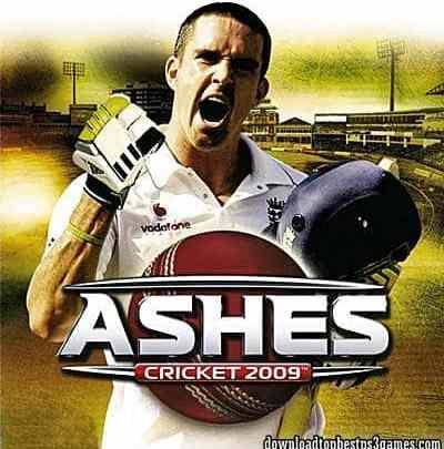Ashes Cricket 2009 Game Xbox 360