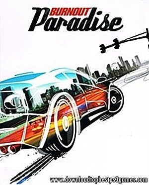 BURNOUT PERADISE GAME FOR PS3