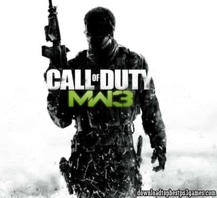 Call of Duty Modern Warfare 3 Game PS3