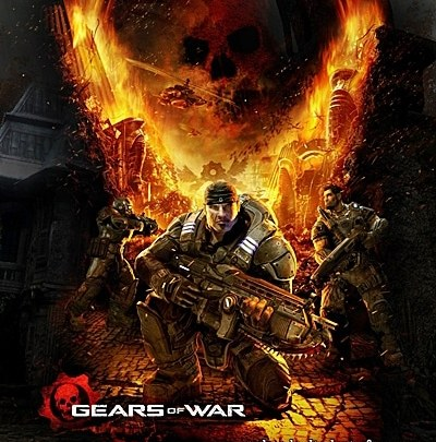 Gears of War 1Game Xbox 360