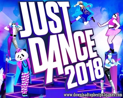 Just Dance 2018 Game Xbox 360