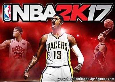 NBA 2K17 Game PS3