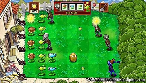 Plants vs Zombies ps3 download
