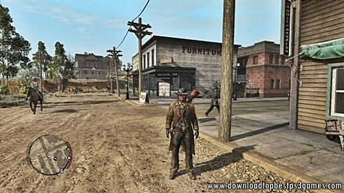 Red Dead Redemption ps3 iso