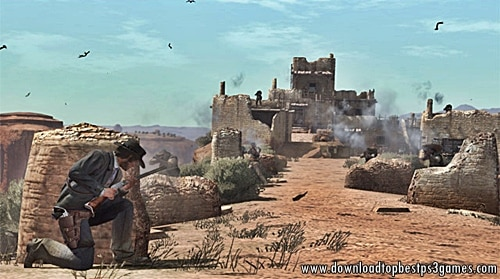 Red Dead Redemption ps3 pkg