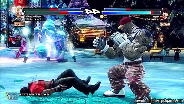 Tekken Tag Tournament 2 ps3 iso pkg download