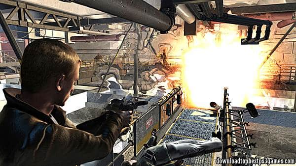 download 007 Quantum of Solace ps3 iso