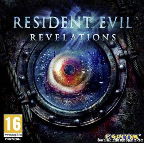 Resident Evil Revelations PS3 Download Game (ISO) + Updates&DLC (PKG)