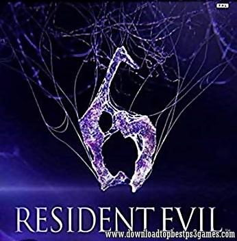 Resident Evil 6 Game XBOX 360