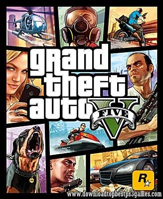 Grand Theft Auto Five XBOX 360 Download Full ISO, Region