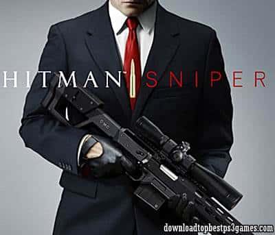 Hitman Sniper Game PS3