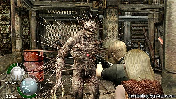 resident evil 4 ps3 iso download