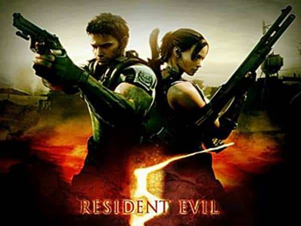 Resident Evil 5 PS4 ISO Download Game Free With DLC Fix PKG