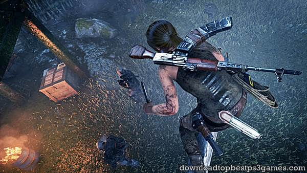 Tomb Raider 2013 PC Download