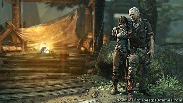 Tomb Raider PS3 Download