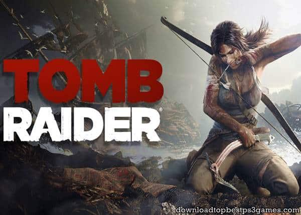 Tomb Raider Game PS3