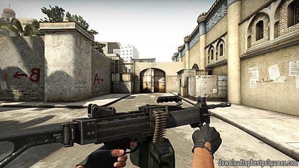 Counter Strike Global Offensive ISO PC Setup
