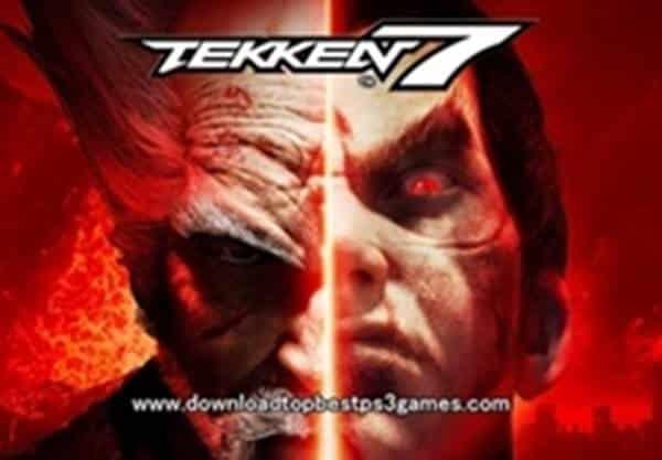Tekken 7 PS4 ISO Download Free Game Direct Updates and DLC PKG Files