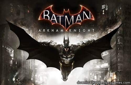 Batman Arkham Knight Game PS4