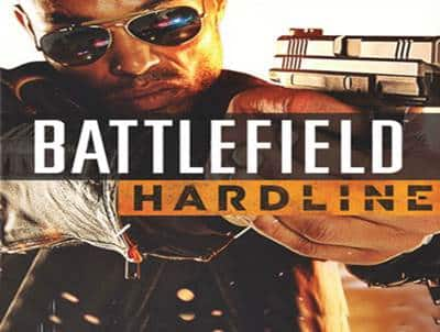 Battlefield Hardline Game PS4