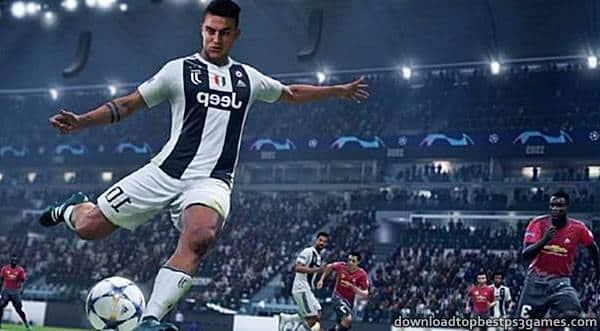 FIFA 19 PS4 ISO