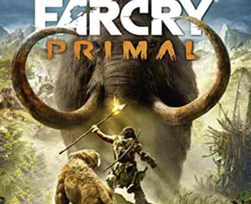 Far Cry Primal Game PS4