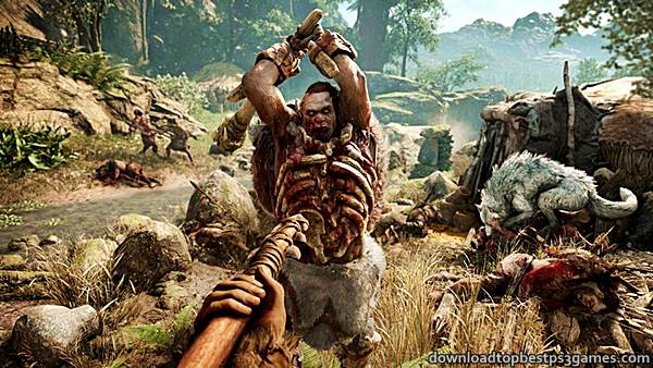 Far Cry Primal PS4 ISO