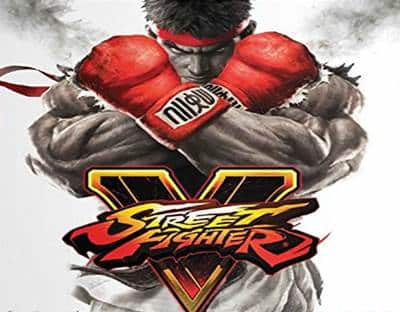 Street Fighter V Game PS4