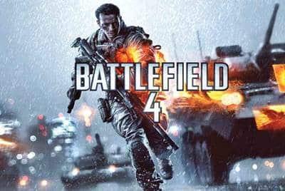 Battlefield 4 Game Xbox 360