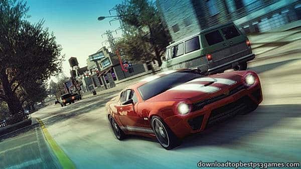 Burnout Paradise Xbox 360 ISO