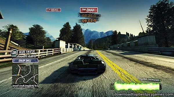 Burnout Paradise Xbox 360 JTAG