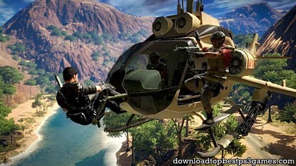 Just Cause 2 Xbox 360 ISO