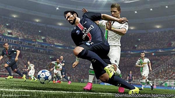 Pro Evolution Soccer 2016 Xbox 360 ISO