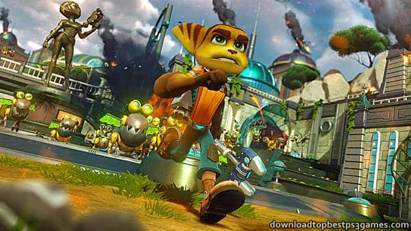 Ratchet & Clank PS4 ISO