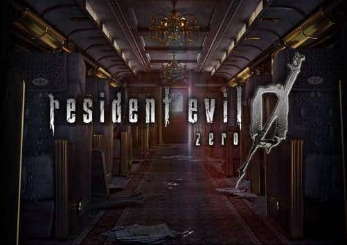 Resident Evil 0 HD Remaster Game Xbox 360