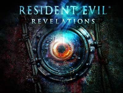 Resident Evil Revelations Game Xbox 360