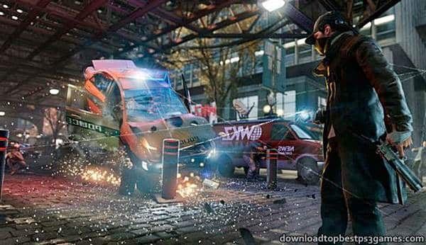 Watch Dogs Xbox 360 Download